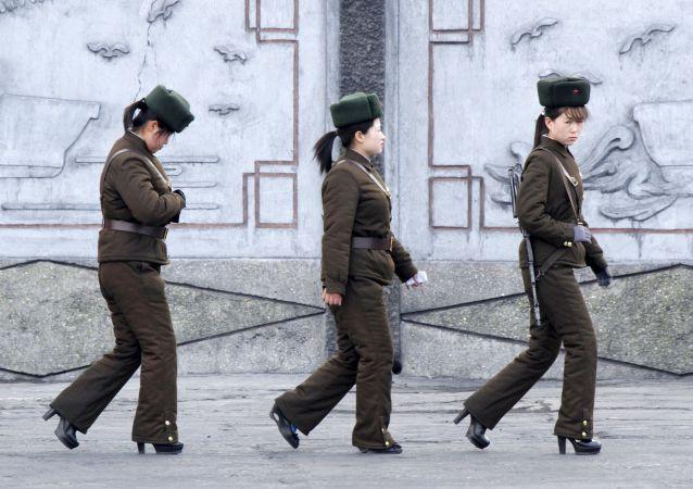 朝鲜前女军人称人民军中女性屡遭强奸