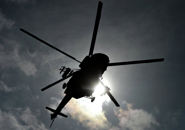 俄罗斯与塞尔维亚将建立直升机维护中心