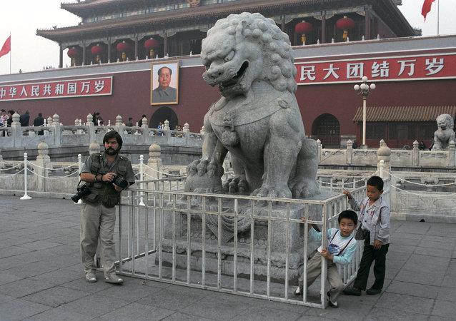 在莫斯科举行了关于北京故宫博物院历史的讲座