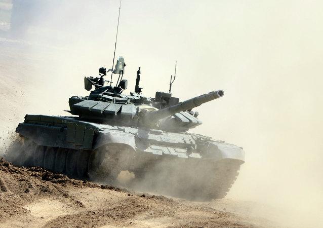 T-72B3坦克