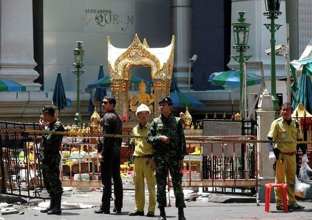 泰国政府提高三倍赏金,悬赏提供曼谷袭击事件嫌疑人信息情报者