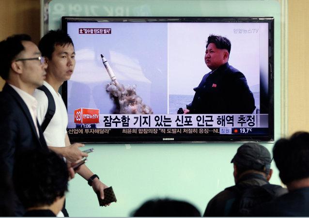 媒体:朝鲜在西海发射场完成火箭发动机试验并在建新仓库
