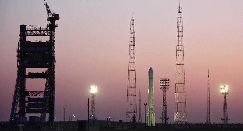 俄火箭将中国亚洲9号通信卫星送入轨道