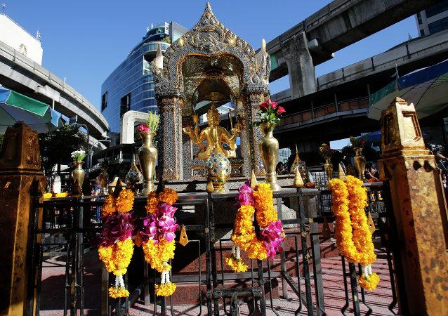 泰国为缉拿曼谷恐怖袭击制造者向国际刑警组织求助