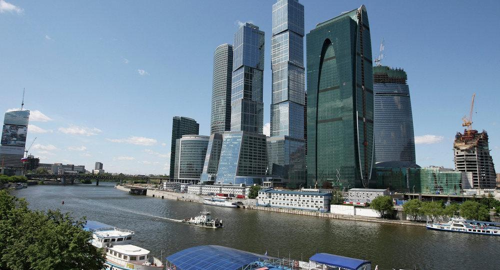 欧洲最高住宅楼将在莫斯科竣工