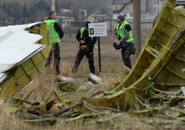 中国在联合国安理会马航客机在乌坠毁事件中的立场是对俄罗斯的支持