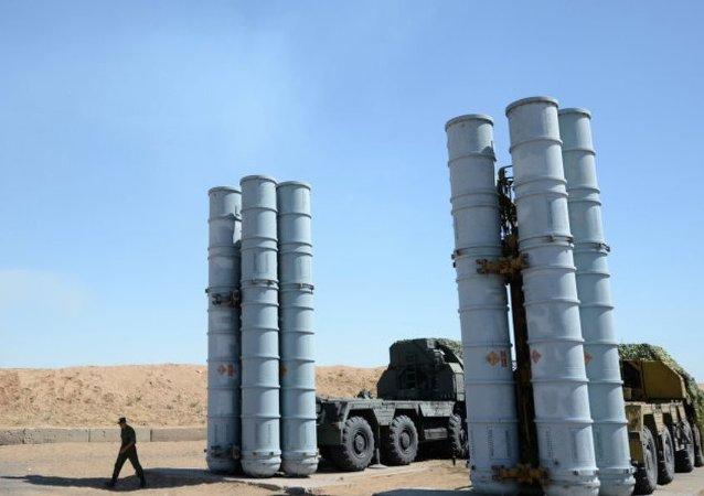 S-300PS防空导弹系统将首次在萨马拉向观众亮相