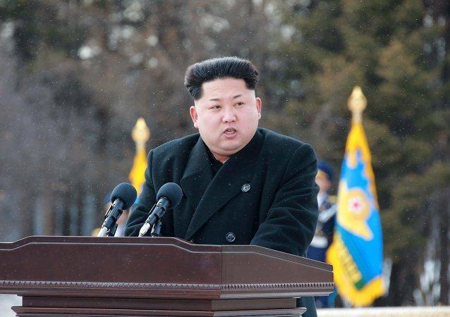 """金正恩声明:进行氢弹试验是朝鲜的""""自卫手段"""""""