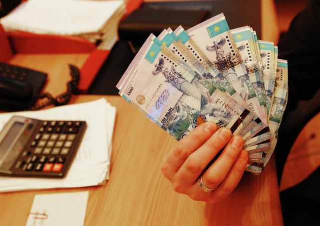 坚戈 (哈萨克斯坦货币)