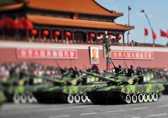 俄专家:中国不会在阅兵式上展示所有新式武器
