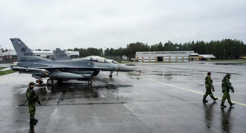 媒体:韩国提前将六架歼击机从阿拉斯加演习调回本土