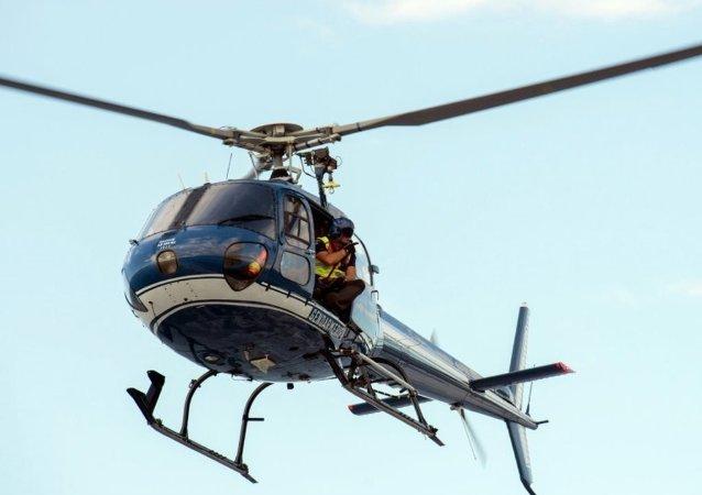 美国大峡谷附近一架游览直升机坠毁 三人遇难
