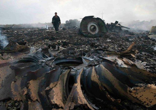 荷兰法院允许政府使用从记者处没收的MH17空难相关资料