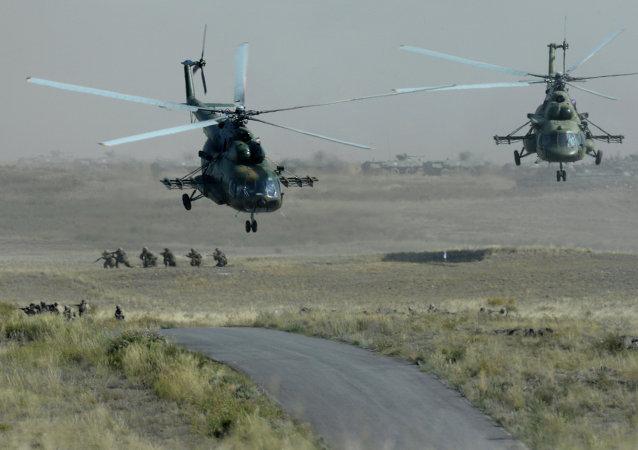 集安组织拟成立集体航空部队用于投放部队