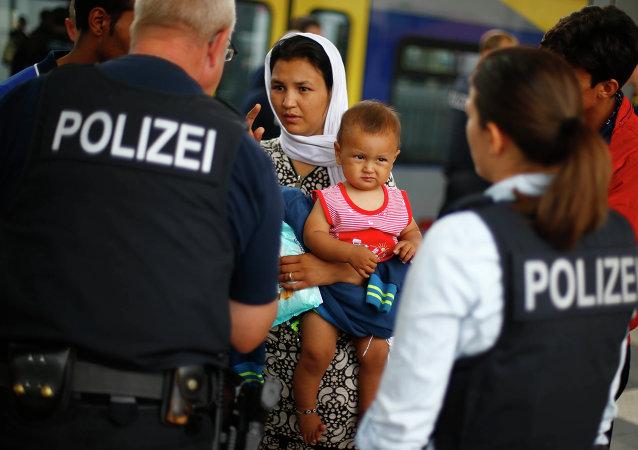 德国联邦州2016年将为难民支出170亿欧元