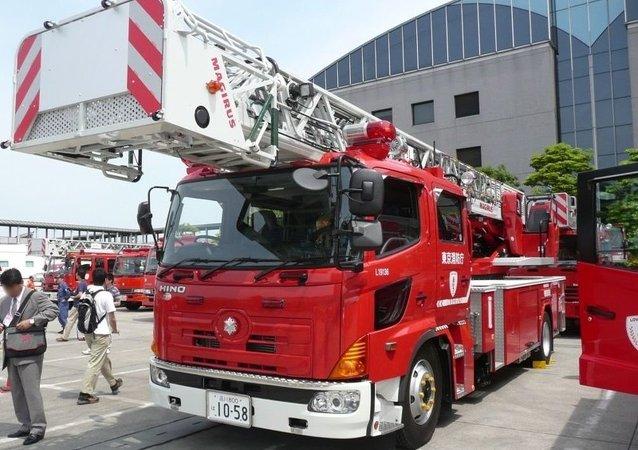 日本的救火车