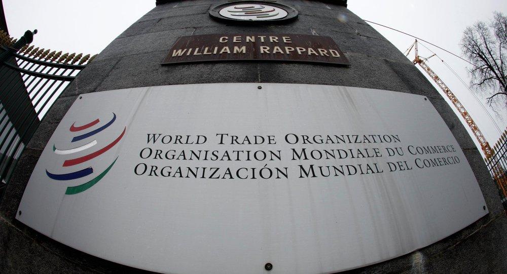 乌克兰向世贸组织起诉俄罗斯
