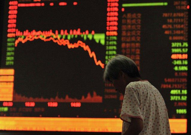 对全球经济和石油市场不断加深的担忧使亚太股市交易下滑