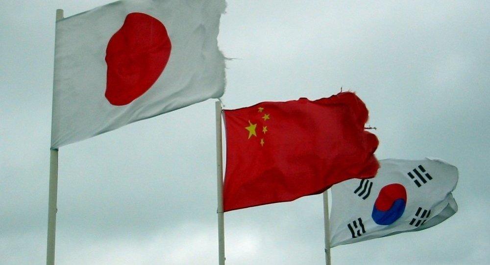 东京方面建议首尔与北京于2017年2月进行三方会谈