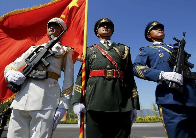 专家:中国军费涨7%不受美国影响