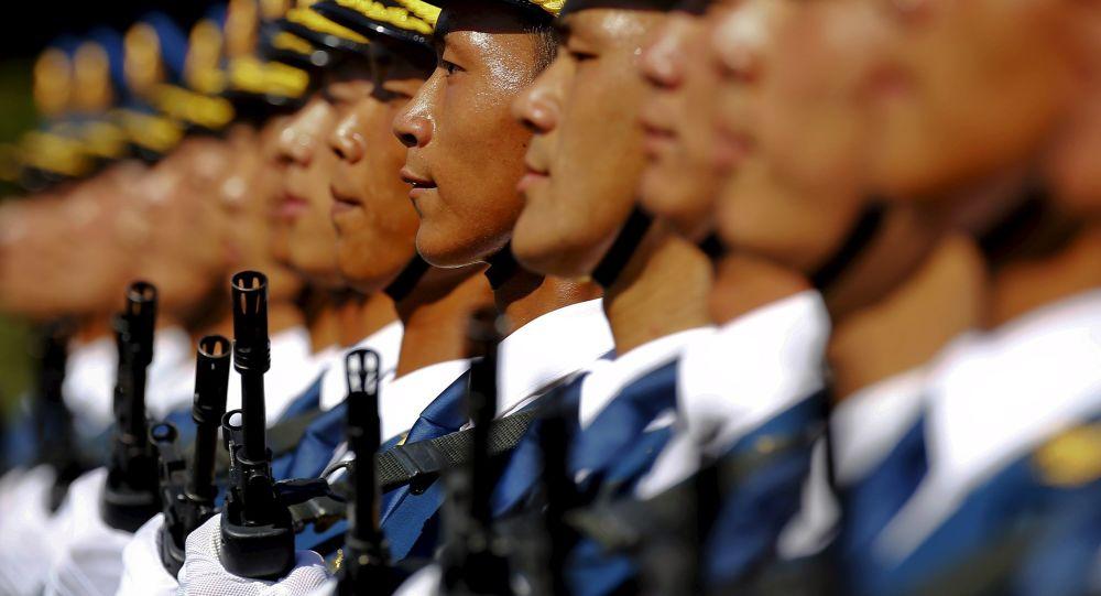 """中国国防部:中国人民解放军三军仪仗队将首次参加""""巴基斯坦日""""阅兵"""