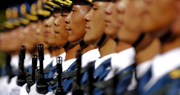 中国开始大规模军改