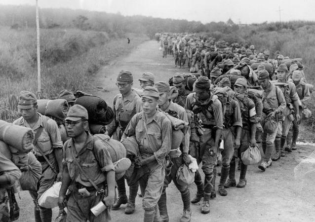 二战,日本军人(资料图片)