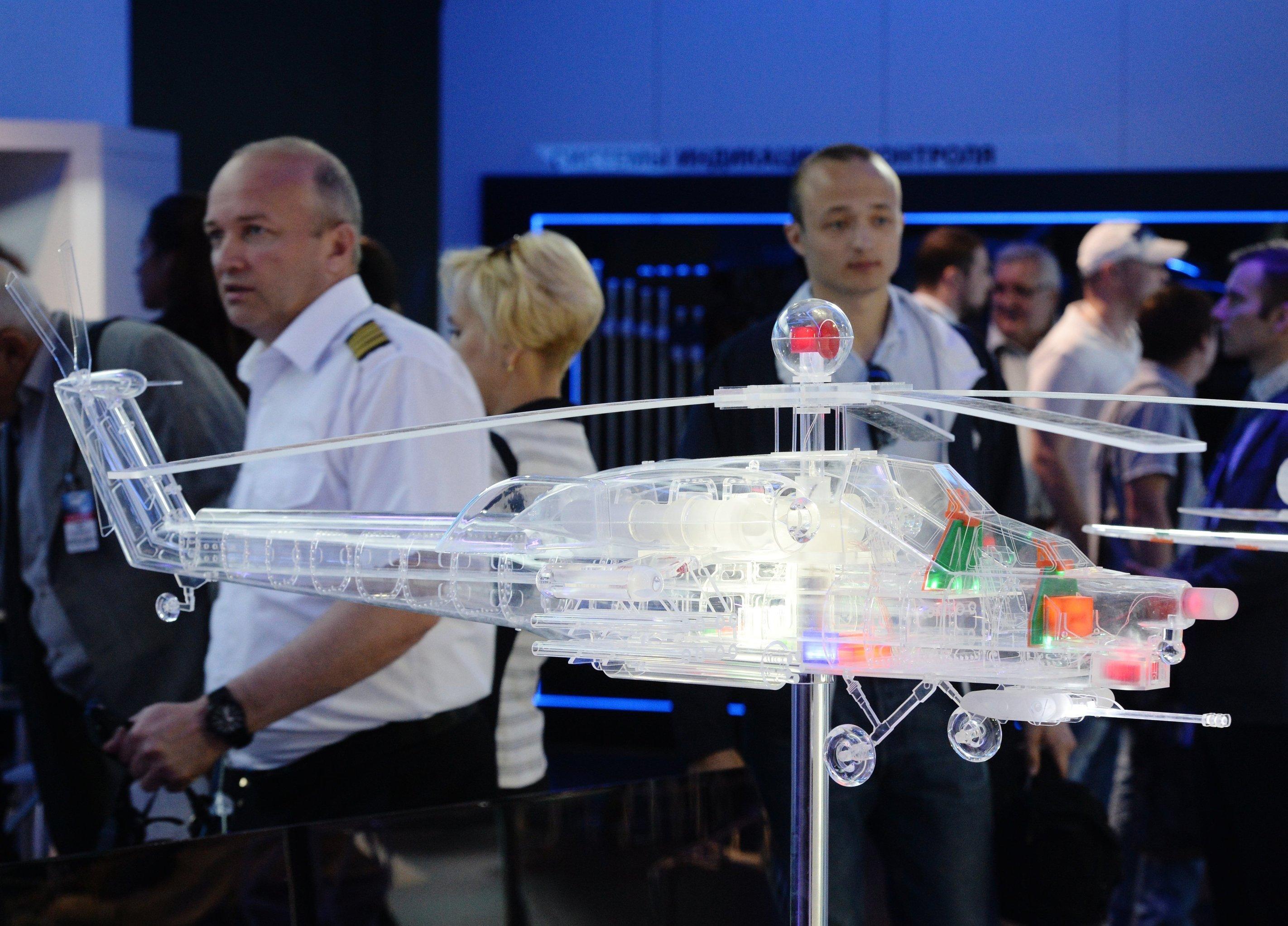 2015年莫斯科国际航空航天展览会(maks-2015)