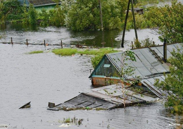 学者:俄罗斯每年支出约500亿卢布抗击自然灾害