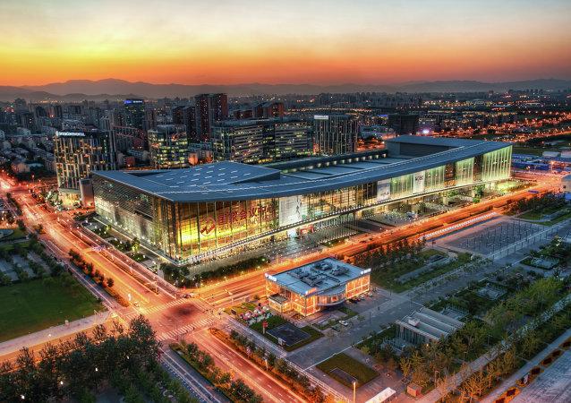 """采访:安永公司表示新""""丝绸之路""""项目将改变世界经济地图"""