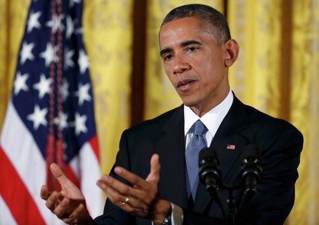 媒体:奥巴马排除美对叙发起地面行动的可能性