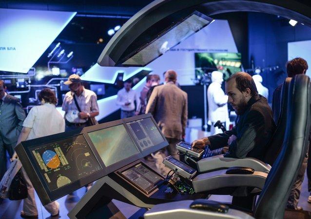 俄战机自动化系统在莫斯科航展上将首次出口