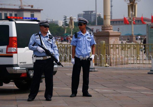 廣東警方逮捕了參與1.16億美元金融詐騙案的7名團伙成員