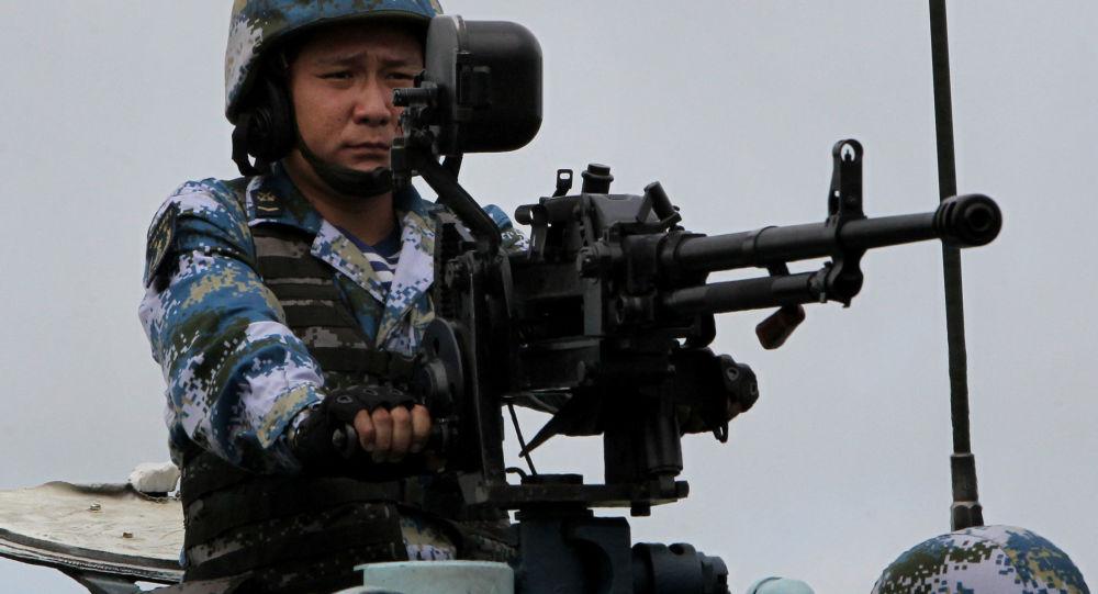 中国海军陆战队聚焦练兵备战 加快提升作战能力