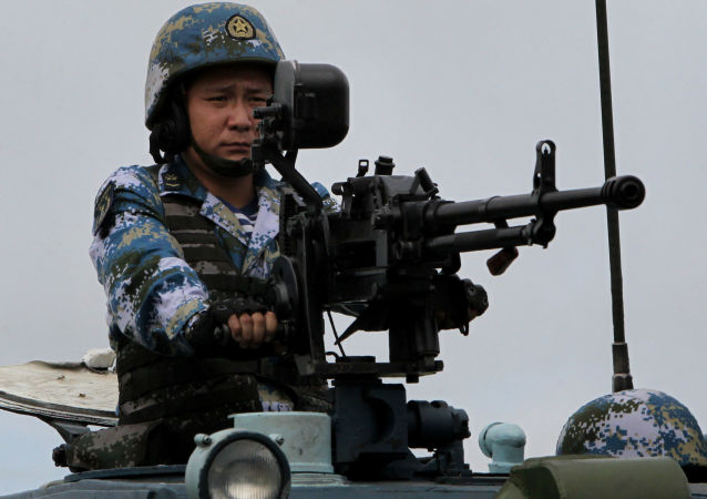 媒体:中国计划将海军陆战队人数增加4倍 扩充至10万人
