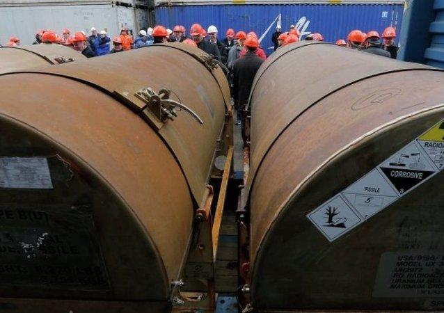 俄原子能集团旗下Uranium One公司欲将铀销量翻番