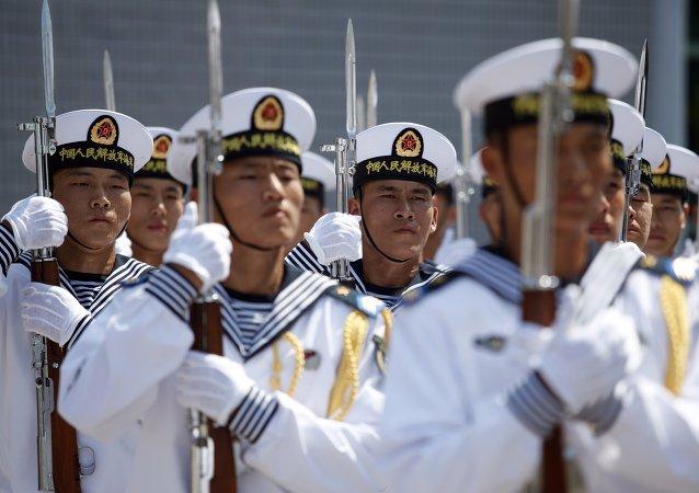 日本抗议中国海军制作的征兵宣传视频