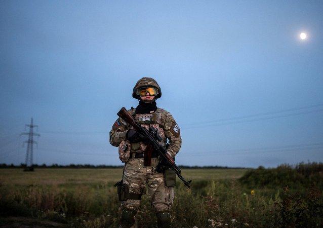 民兵:顿涅茨克人民共和国准备自4月1日午夜起停火