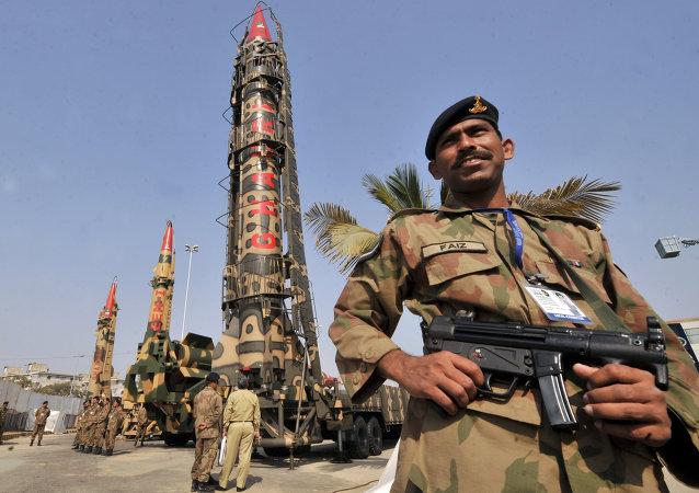 上合组织或推动印巴两国接受不扩散核武器制度