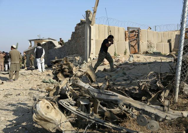 北约:美军误炸导致数名阿富汗官兵丧生