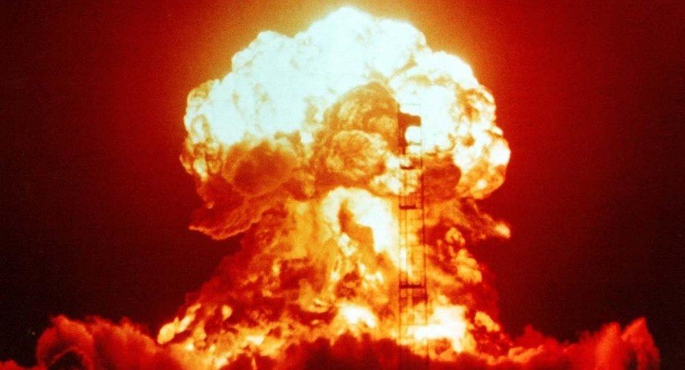 美國要對中國實施核打擊?