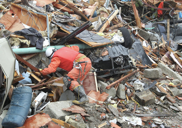 日本政府:无人员因地震严重受伤消息