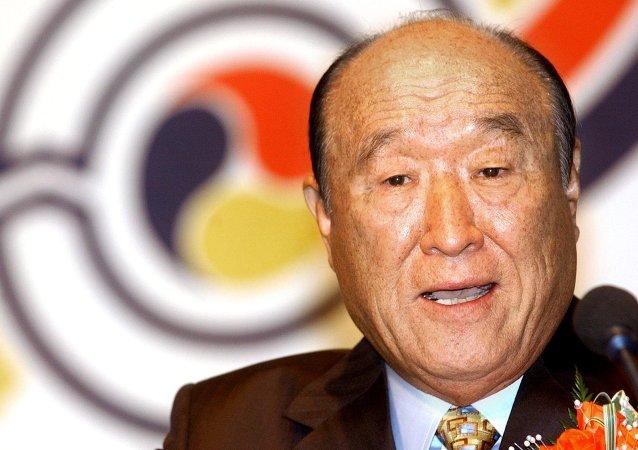 朝鲜领导人在韩国宗教活动家逝世纪念日对其表示沉痛哀悼