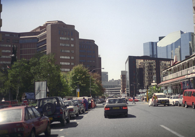 南部非洲齐鲁同乡总会会长夫妇遭抢劫不幸身亡