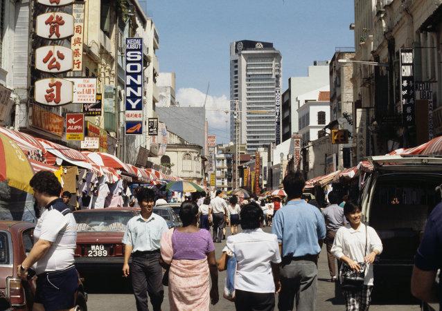 马来西亚总理:当局不承认街头抗议