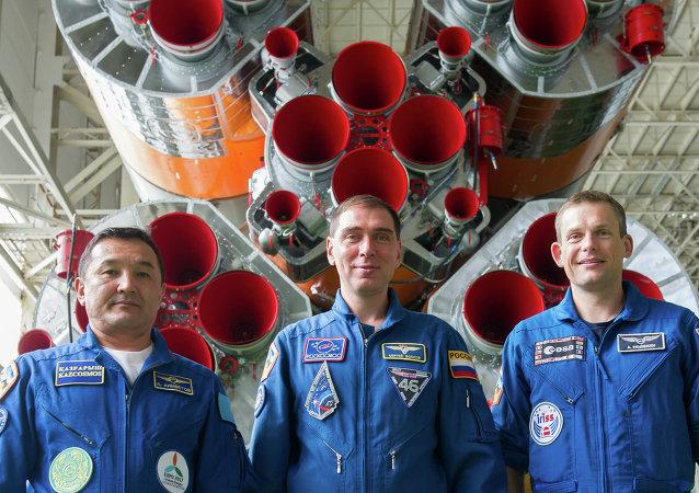 """拜科努尔""""加加林发射台""""完成第500次发射"""