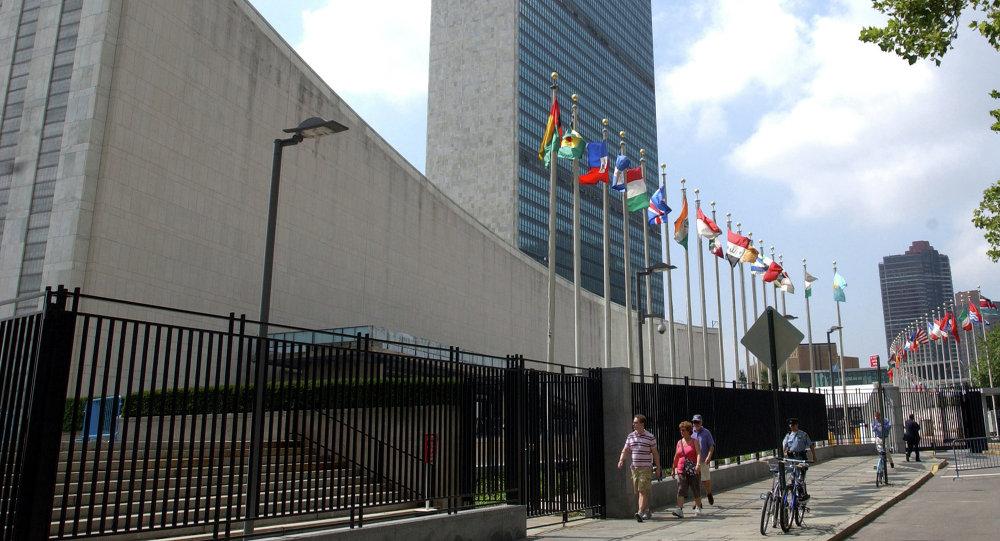 俄常驻联合国副代表:莫斯科望安理会批准打击极端主义决议