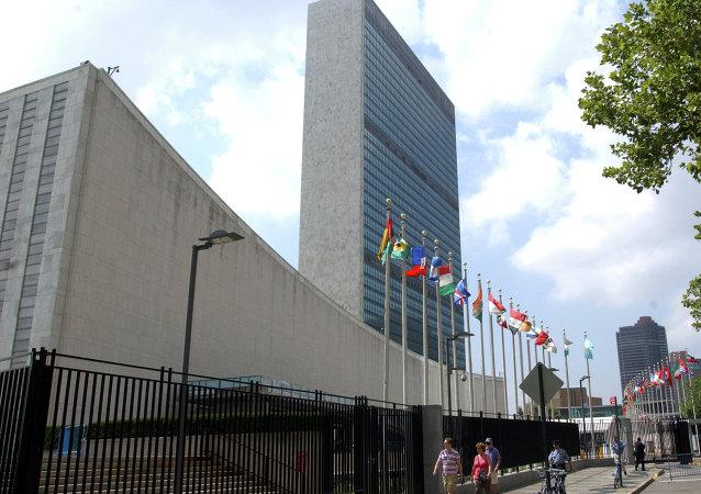 联合国不接受安倍晋三对潘基文的攻击