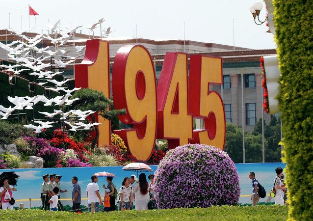 中国专家:抗战胜利70周年特赦罪犯彰显中国法治精神
