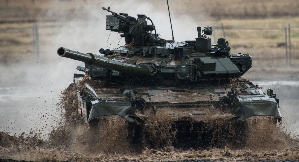 俄方正与印度就签订T-90MS坦克的供应合同进行谈判